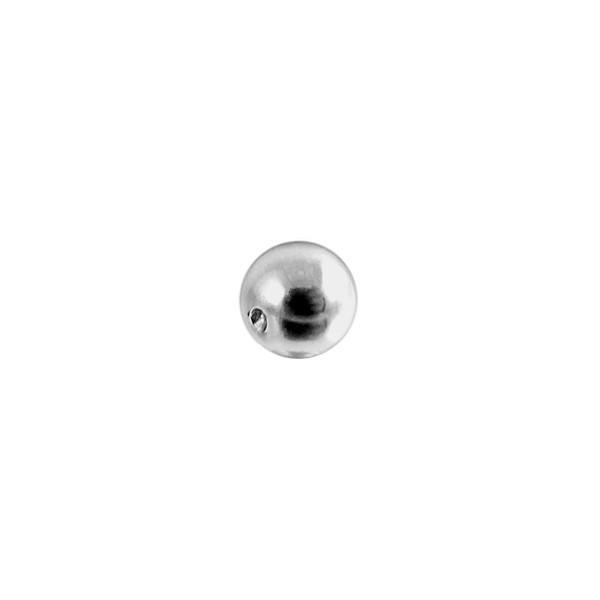 boule cbr clipsable de piercing acier chirurgical seule. Black Bedroom Furniture Sets. Home Design Ideas