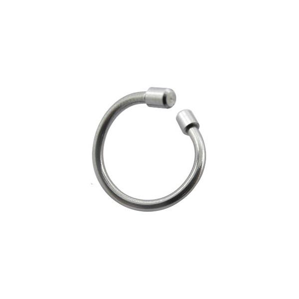 piercing helix spirale acier chirurgical capsules pas cher. Black Bedroom Furniture Sets. Home Design Ideas