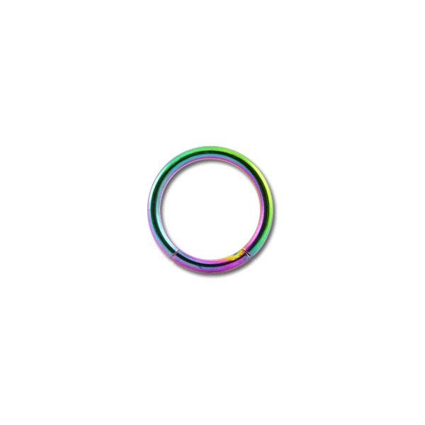 acheter piercing labret anneau titane grade 23 anodis multicolore. Black Bedroom Furniture Sets. Home Design Ideas