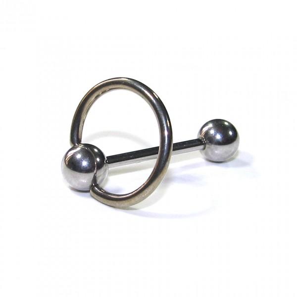 zungenpiercing ring