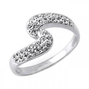 Zirconia 925 Sterling Silver 925ZC-3 Ring