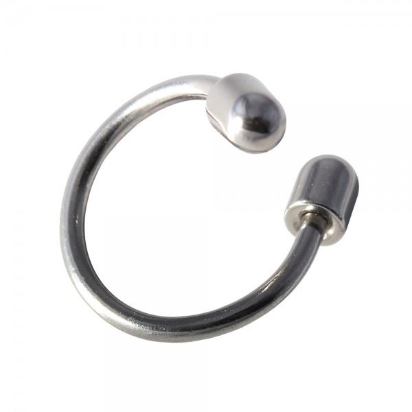piercing helix spirale acier chirurgical cylindres arrondis. Black Bedroom Furniture Sets. Home Design Ideas