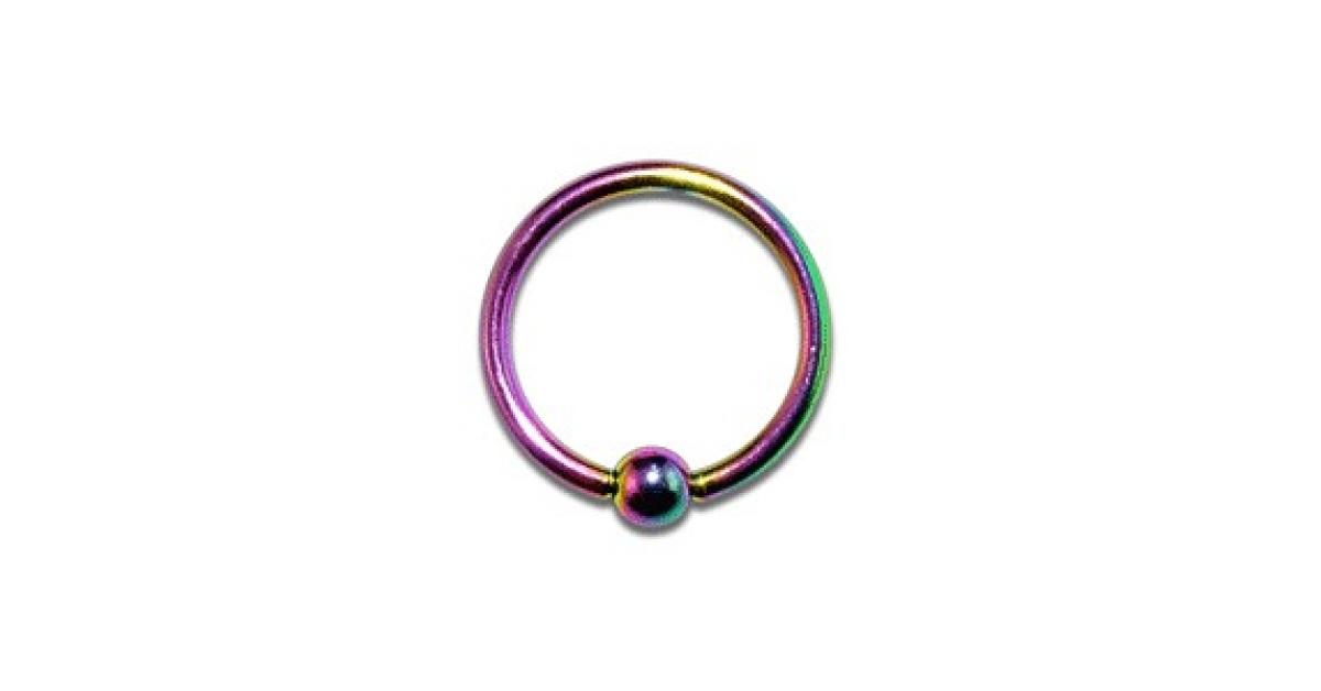 piercing labret anneau pas cher anodis multicolore fermeture boule. Black Bedroom Furniture Sets. Home Design Ideas