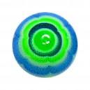 Bola Piercing Acrílico Azteca Azul / Verde