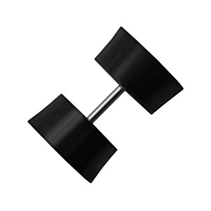 Piercing Fake Plug Ohr Holz Areng