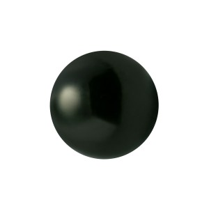 Black Anodized 316L Steel Black-Line Piercing Loose Ball