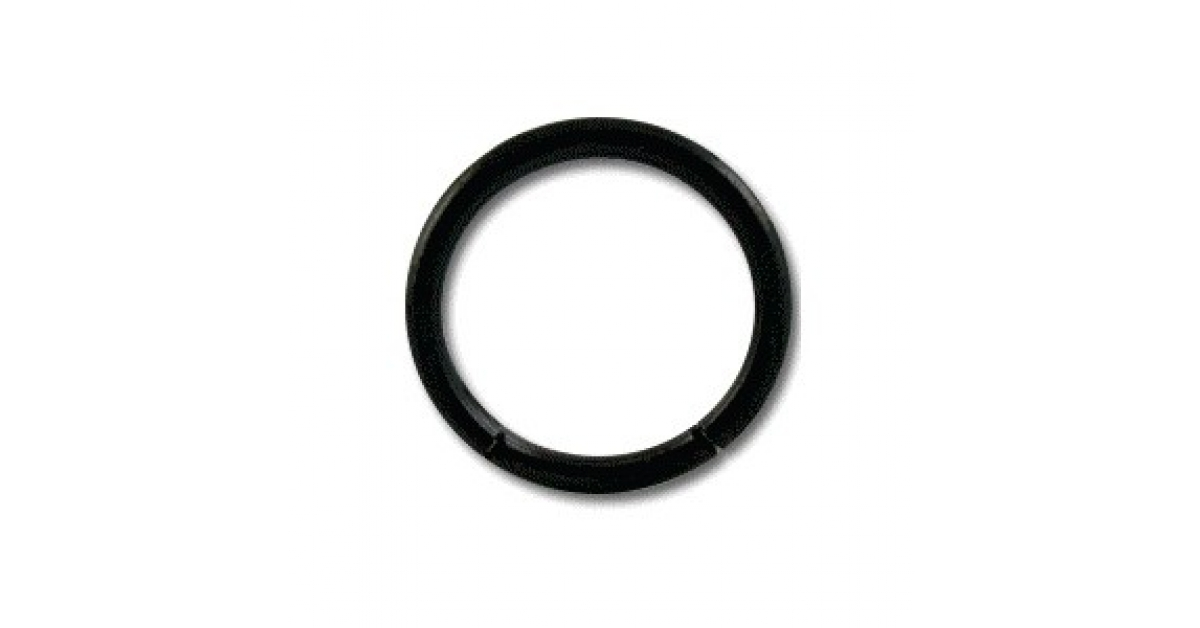 piercing labret anneau blackline titane grade 23 anodis noir. Black Bedroom Furniture Sets. Home Design Ideas