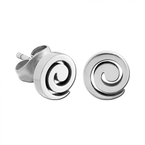 boucles d'oreille acier chirurgical