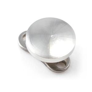 Disque en Acier Chirurgical 316L pas cher pour Piercing Microdermal