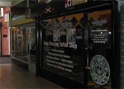 Modern Primitive Piercing Shop Mulhouse
