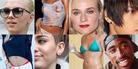 Star Piercing : Les piercings des Stars - Partie 2